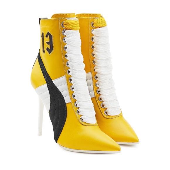 3036cdcb366b PUMA FENTY Rihanna boots. NWT